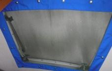 Forward Hatch Screen