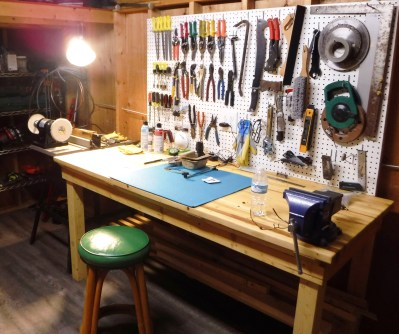 Workbench 15